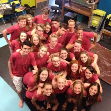 Teen Boot Camp, 2015: It's about us!